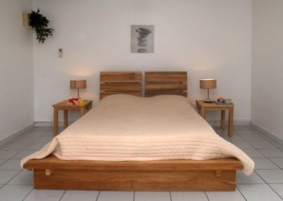 Bungalow - Une chambre