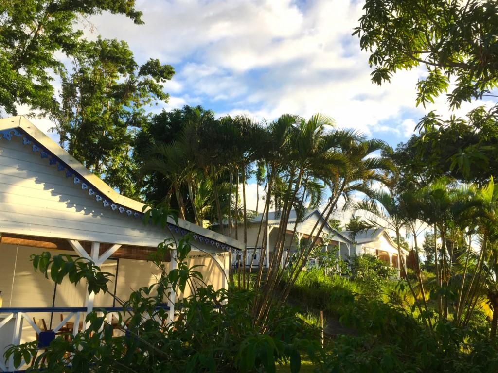 Le Jardin Tropical Location Vacances En Guadeloupe Villa Bungalow